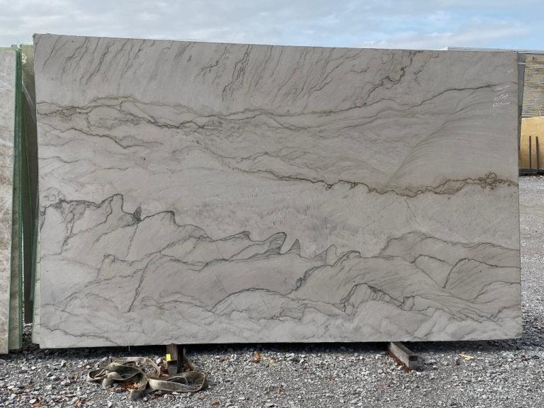 Купить кварцит в Киеве Dakar White Quartzite